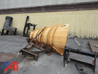 Viking One Way Snow Plow, Attachments and More