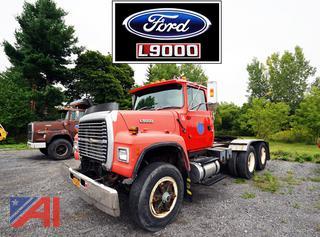 1994 Ford L9000 Tandem Axle Semi Tractor/16