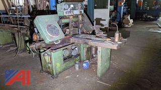 *Lot Updated* DoAll Horizontal Band Saw