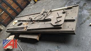 Metal Lathe Bed