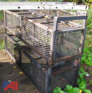 (#1) Landscaping Mesh Boxes