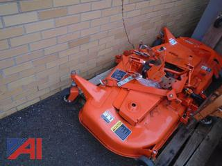 "Kubota 60"" Mid Mount Mower for Tractor"