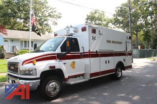 **UPDATED** 2006 GMC/Braun Ambulance