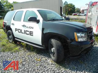 2014 Chevy Tahoe SUV/Police Vehicle