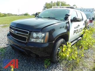 2011 Chevy Tahoe SUV/Police Vehicle
