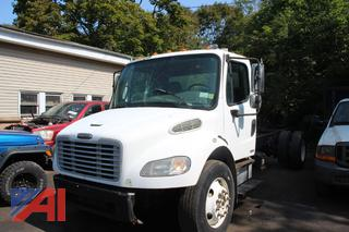 2007 Freightliner M2 106 Medium Duty Cab and Chassis