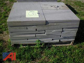 "1 1/2"" Thick Thermal Flagstone Patio Kits"