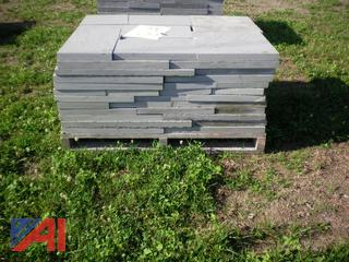 """1 1/2"""" and 2"""" Thick Thermal Flagstone Patio Kits"""