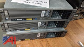 HP ProLiant DL380G5 Rack Servers