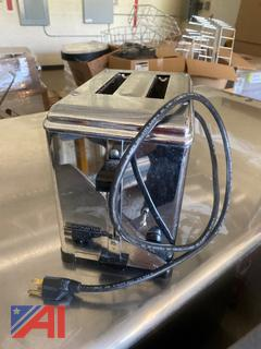 Small Stainless Commercial Toaster
