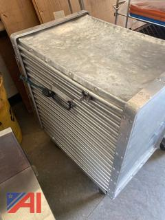 Aluminum Food Cart #2