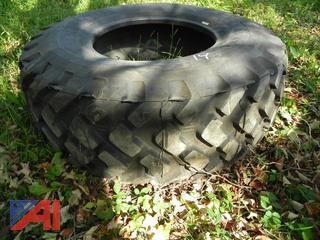 (#14) 17.5R25 Tire, New/Old Stock