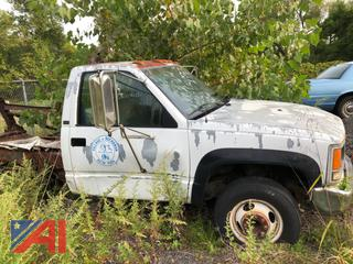 1991 Chevy C/K 3500 Cab and Chassis