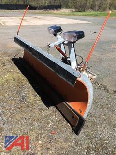 8' Artic Snow Plow