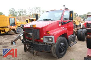 2005 GMC C8500 Cab and Chassis
