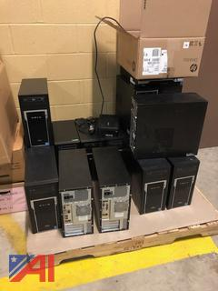 Desktop Computers, LCD Monitors and More
