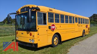 2014 Thomas HDX School Bus