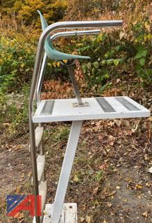 6' Tall Life Guard Stands