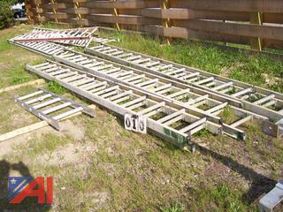 Fiberglass Ladders **Parts Only**