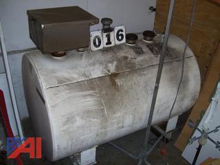 Used Oil Tank