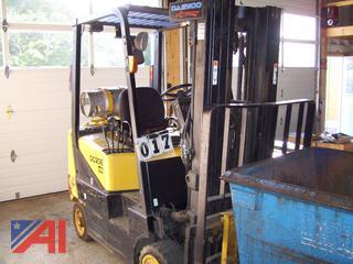 Daewoo GC 20E Forklift
