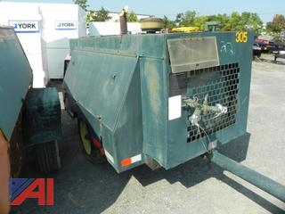 (#22) D1850321A1EA Air Compressor on Wheels