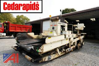 1979 Cedarapids BSF 420 Hot Mix Track Paver