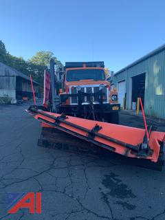 1992 International 2654 Dump Truck with Plows and Spreader