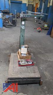 Fairbanks Platform Scale