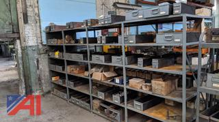 Metal Racking & Various Hardware