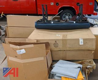 2010 & Prior C2 Bus Seat Parts