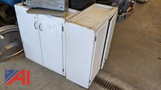 Cabinets, Exhaust Fan & More