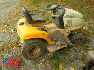 """Cub Cadet 2166 Riding Mower with 42"""" Deck"""