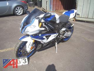 2014 BMW HP4 Motorcycle