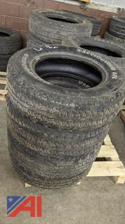 245/70R17 Take Off Tires