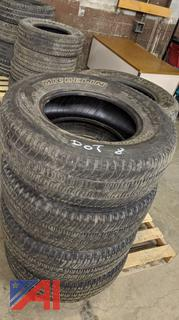 265/70R17 Take Off Tires
