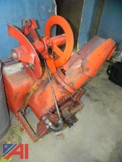 (#14) Gravely Snowblower Attachment