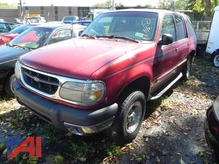 (#2) 1998 Ford Explorer SUV