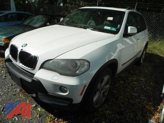 (#8) 2008 BMW X5 SUV
