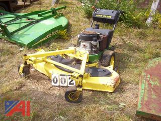"""John Deere 54"""" GX1330 Walk Behind Mower"""