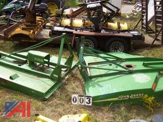 John Deere Mow Decks