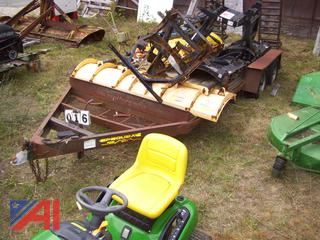 Pequea 1016SST Trailer with Ramps