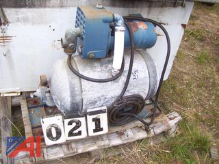 1963 Fairbanks Morse Water Pump