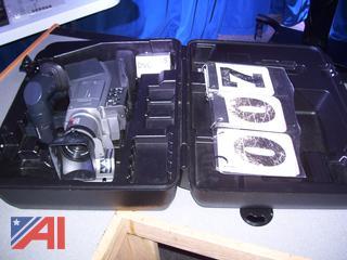Panasonic AG-DVC7 Camera
