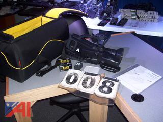 Panasonic AG-DVC20 Camera