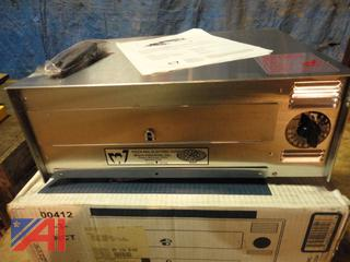 Wisco Pizza Pal Commercial Grade Stainless Steel Oven