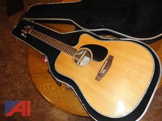 Takamine EG-360SC Acoustic-Electric Guitar