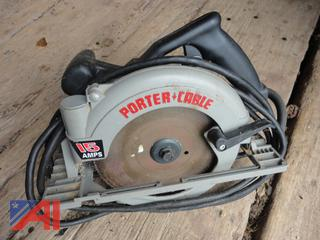 Porter Cable Heavy Duty Circular Saw