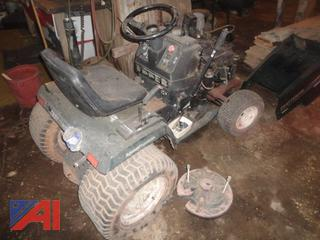Craftsman Lawn Tractor, Weed Trimmer and More