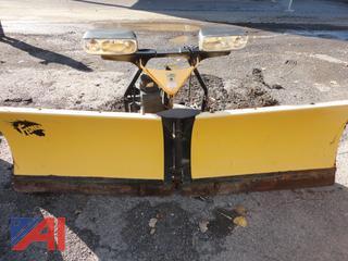 Fisher 8.5' Steel V-Plow